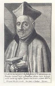 Pater Claudio_Aquaviva